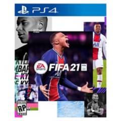Sony - Fifa 21 Ps4