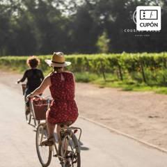 COUSIÑO MACUL - Cupón para Tour en Bicicleta 2 persona