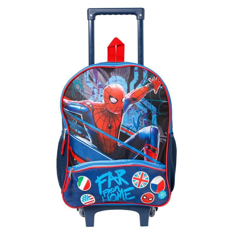 Spiderman - Mochila C/Rda Bts Spiderman Ffh 16