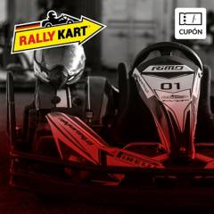 RALLY KART - Cupón para Carrera Desafío