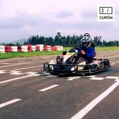 RALLY KART - Cupón para Carrera 6 vueltas