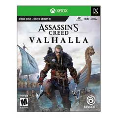 UBISOFT - Assassins Credd Valhalla Xbox One