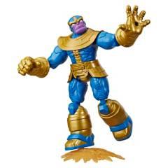 AVENGERS - Figura De Acción De Thanos Bend And Flex