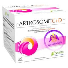 Arama - Artrosome Colágeno C  D