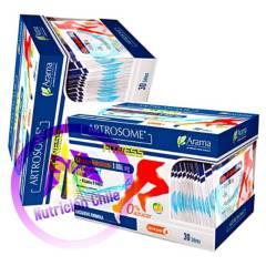 Arama - 2 X Artrosome Fitness Colágeno  Zma
