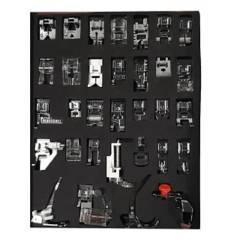 GEOSOFIA - Caja Con 32 Prensatelas Para Maquina Coser