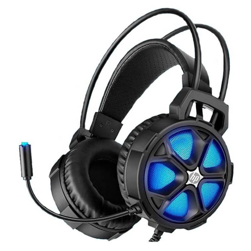 Hp - Audifono Gamer Hp H400 7.1 Pc/Ps4/Xone/Switch/Celu