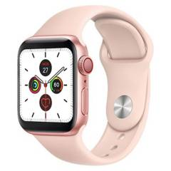 OEM - Reloj Inteligente Smartwatch T500 Rosado