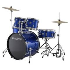 LUDWIG - Bateria Ludwig Accent Blue Foil