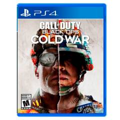 ACTIVISION - Call of Duty Black OP COLD WAR PS4