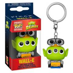 FUNKO - Pop Keychain Pixaralienremix - Wall-E