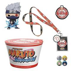Funko - Funko Pop Anime Naruto Ramen Box Special Edition