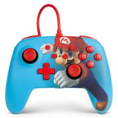 POWER A - Control Switch Mario Punch