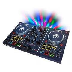 Numark - Mini Controlador de DJ Numark Party Mix
