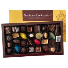 BOMBONES DOS CASTILLOS - Caja Chocolates Araras N 1 260 Gr