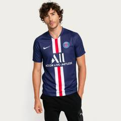 Nike - Camiseta Paris Saint-Germain 2019/20 Stadium Home