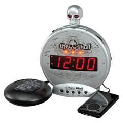 SONIC ALERT - Despertador con Vibración The Skull