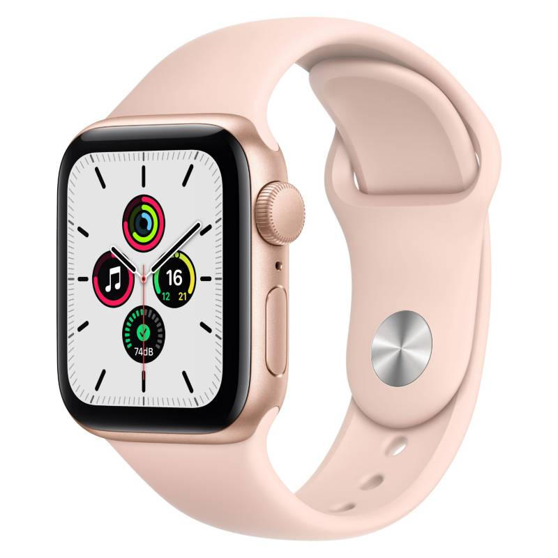 APPLE - Apple Watch SE 44mm Rose Gold