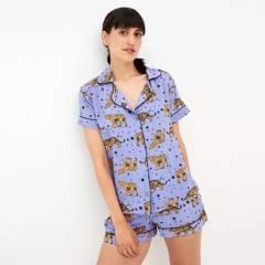 Lounge - Pijama Mujer Conjunto Tanzania