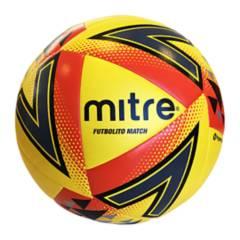 Mitre - Balon Futbolito Mitre Match Bajo Bote Delta N 4