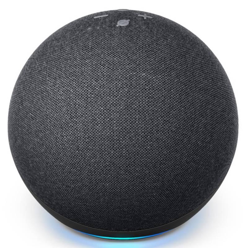 AMAZON - Amazon Alexa Echo Dot (4Ta Generación) -  Charcoal