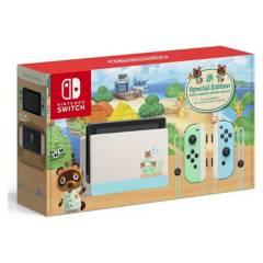 Nintendo - Consola Nintendo Switch Animal Crossing