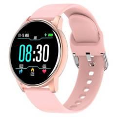 MAKIBES - Reloj Inteligente Bluetooth Smartwatch Zl01 Salud