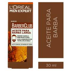 MEN EXPERT - Barber Club Aceite Barba Larga 30 ml