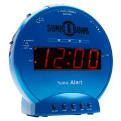 SONIC ALERT - Despertador con Vibración Sonic Boom