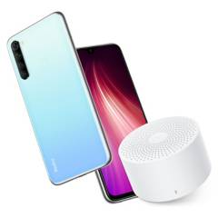 Xiaomi - Smartphone Redmi Note 8 64GB + Mi Compact Bluetooth Speaker 2