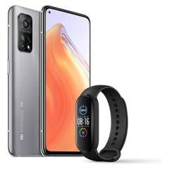 Xiaomi - Smartphone MI 10T 8+128GB + Mi Smart Band 5