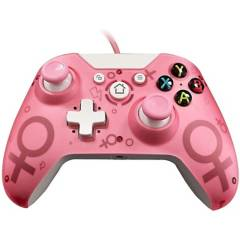 OEM - CONTROL XBOX ONE WIRED PINK PC 35MM VIBRACION