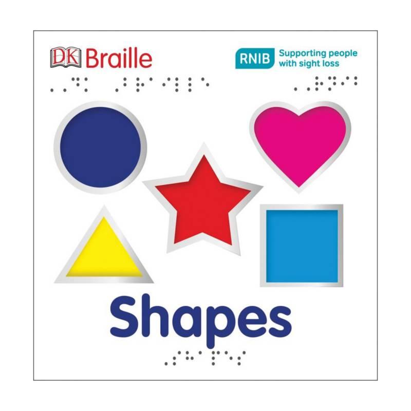BRAILLE - Libro De Figuras Con Braille
