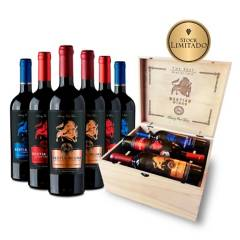 BESTIAS WINES - Baul 6 Bestias Collection