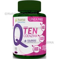 Arama - Coenzima Q10  Colágeno C  E Pro Qten