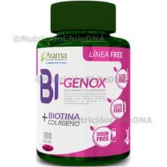 ARAMA - Colágeno Antialopécico Bi-Gnox