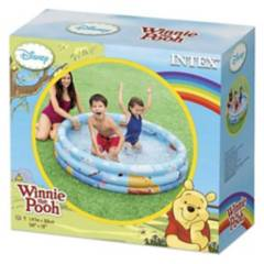 Intex - Piscina Inflable Winnie The Pooh