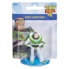 Mattel - Toy Story 4 - Buzz Lightyear - Mini Figura - 7 Cm
