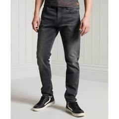 SUPERDRY - Jeans Ajustados Union Dark Blue Hombre
