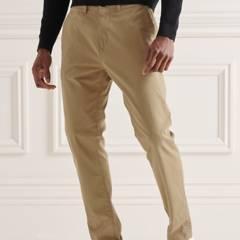 SUPERDRY - Pantalón Cinco Bolsillos Ajustados Hombre