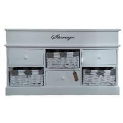 INTERACTIVE STORE - Banqueta Storage