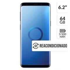 SAMSUNG - Samsung Galaxy S9 64GB PLUS OPEN BOX AZUL