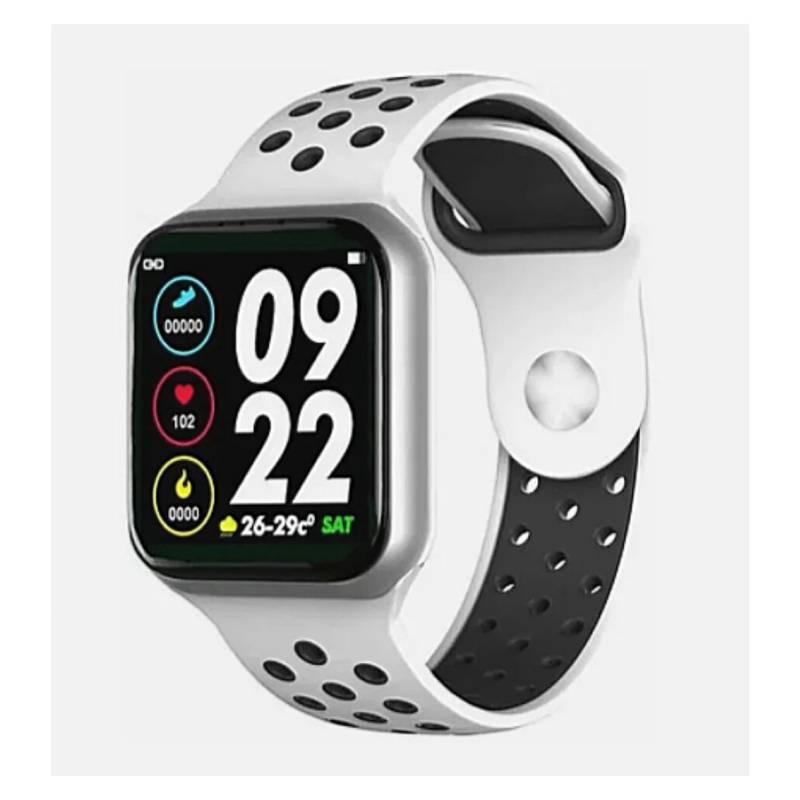Generico - Reloj Inteligente F8 Rastreador Fitness Blanco