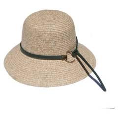 VIVAFELICIA - Sombrero Bucket Charlotte Beige