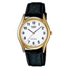 Casio - Reloj M Analogo Cuero Ltp-1094Q-7B1
