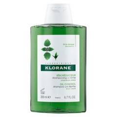 Klorane - Shampoo seborregulador Ortiga 200ml