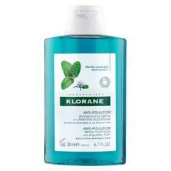Klorane - Shampoo detox Menta Acuática 200ml