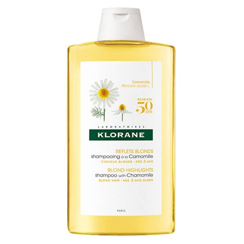 Klorane - Shampoo iluminador Manzanilla 400ml