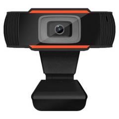 LANZAR - Camara Web Videoconferencia Webcam 720p Hd Zoom
