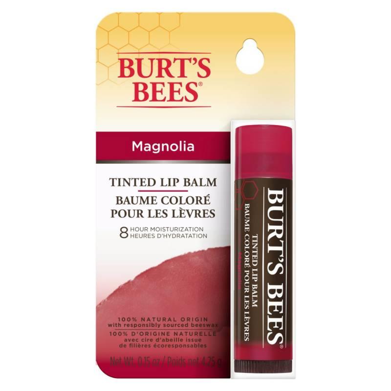 Burts Bees - Tinted Lip Balm Magnolia Blister